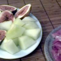 con higo o con melon