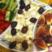ensalada griega recargada