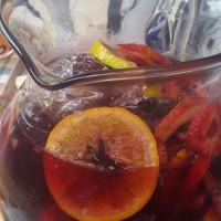 sangria frutal