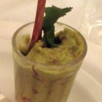 shot de guacamole