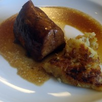 solomillo de cerdo soja y miel