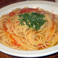 spaghetti mixto