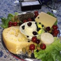 tabla de quesos esteña