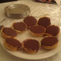 tartitas de ganache Lorena