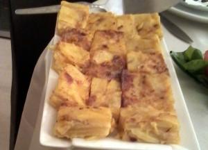 tortilla de papas lateral