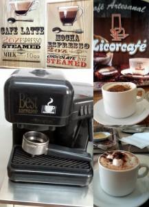 café expresso por mi barista favorito