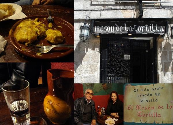 el meson de la tortilla madrid